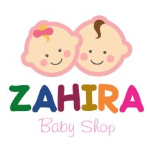 Logo Zahira Baby Shop