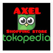 Logo Axel Shopping Store