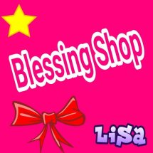 Blessingshop. lisa Logo