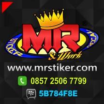 MR Stiker