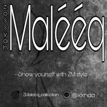 ZMaleeq Collection Logo