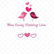 Logo MissCandyClothingLine
