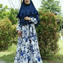 Gamis Dress Katun