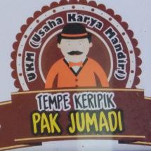 Logo Keripik Tempe Pak Jumadi