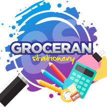Logo Groceran Stationary