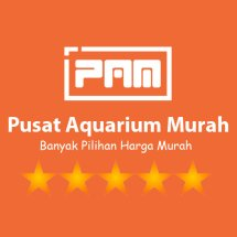 Logo Pusat Aquarium Murah