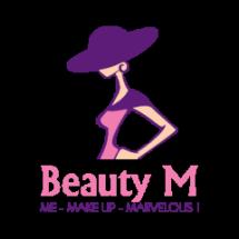 Logo Beauty M