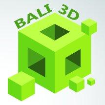 Logo Bali 3D