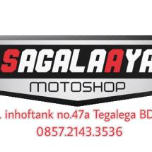 Logo SagalaAya MotoShop