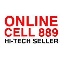 Logo Online Cell 889