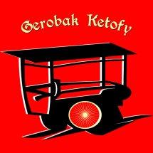 Logo Gerobak Ketofy