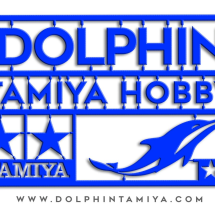 Logo Dolphin Tamiya Hobby 2