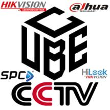 Logo CUbe CCTV