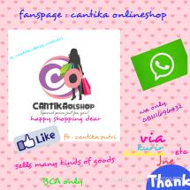 Cantikaserbaada Logo