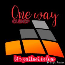 Logo Oneway Olshop