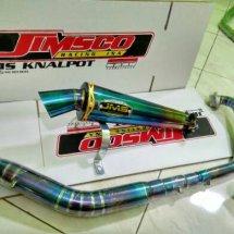 Logo JiMS racing muffler