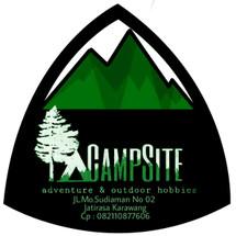 campsite indonesia