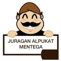 Logo Juragan Alpukat Mentega