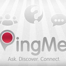 Logo pingme shoes