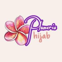Logo Plumeria Hijab