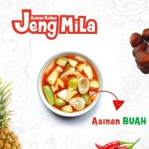 Logo Asinan Jeng Mila