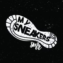 Mysneakers_smr Logo