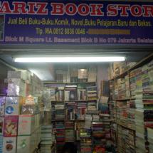 Logo TB Farizbookstore