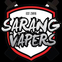 Logo SARANG VAPERS BINUS