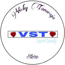 Logo Vicky Tanuraja Store