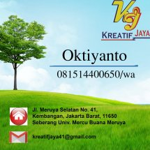 Logo Maket Kreatif jaya