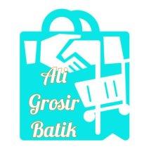 Logo ali grosir batik