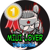 Logo MIUI LOVER