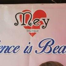 Logo Mey Boutique
