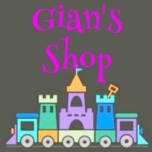 Logo gian's shop