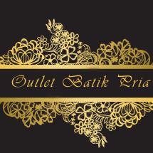 Outlet Batik Pria Logo