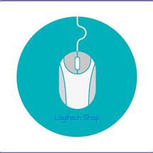 Logo logitechshop