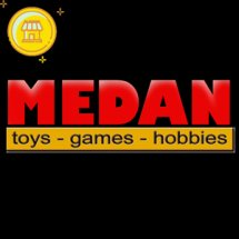 Logo Medan Toys Hobbies