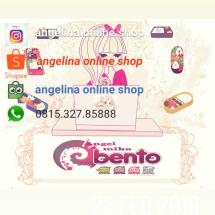 Logo angelina online shop