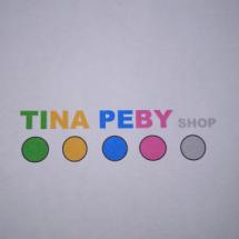 Logo Tina Peby Shop