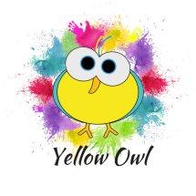 Logo Yellow Owl