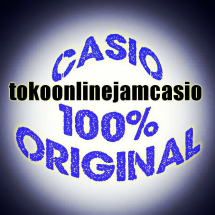 Logo tokoonlinejamcasio