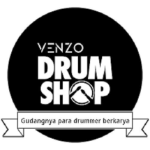 Logo Venzo Drum Shop