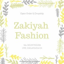 Logo Zakiyah Hijabs
