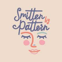 Logo Smitten by Pattern