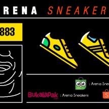 Logo Arena Sneakers
