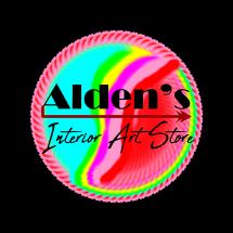 Logo Alden's Art Store