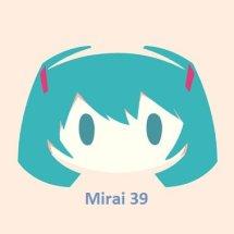 Logo Mirai 39