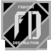 Logo Fighter Destination MMA