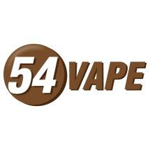 Logo 54VAPE KEMANGGISAN