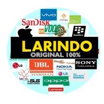 Logo LARINDO